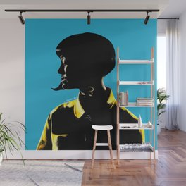 Katy Perr Portrait Art - This Is How We Do (Music Video)  Wall Mural