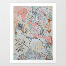 Afloat I Art Print