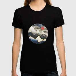 Ice Mountains T-shirt