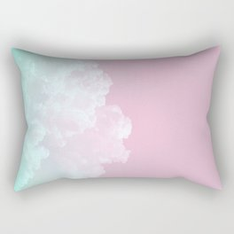 Dreamy Candy Sky Rectangular Pillow
