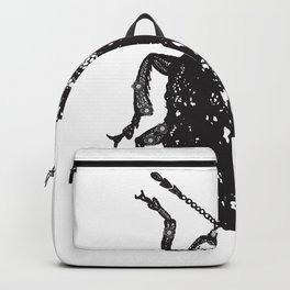 Lace beattle Backpack