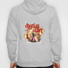 Dancing with the Stars Disco Balls Crashing 2 Resized Hoody
