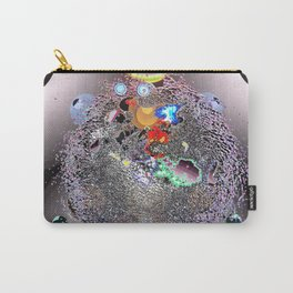 Where Shall We Go Today? Carry-All Pouch