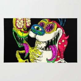 Monster Friends Rug