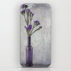 Purple Vase iPhone & iPod Skin