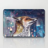 justin timberlake iPad Cases featuring There is a Light by Mat Miller