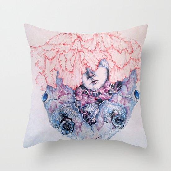 Prelude Throw Pillow