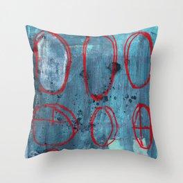 Crosshair Throw Pillow