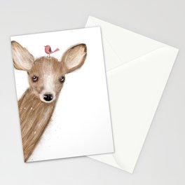 peek a boo Stationery Cards