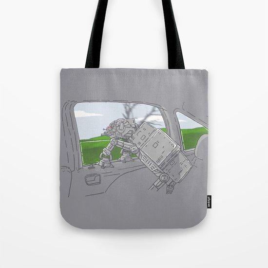 Cruisin' Walker Tote Bag