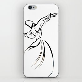 Sufi Meditation iPhone Skin