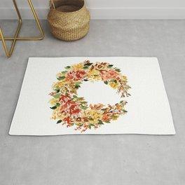 Autumn Crescent Rug