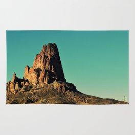 Desertic landscape 4 Rug