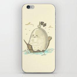 Ghost Ship iPhone Skin