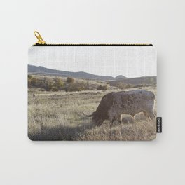 Gentle Horns Carry-All Pouch