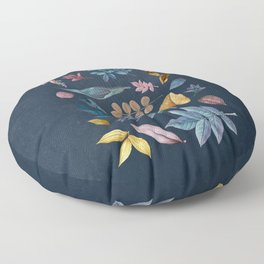 Leaves collection Floor Pillow