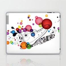 Rolly pop shoes Laptop & iPad Skin