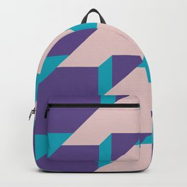 Abstract Glow Backpack