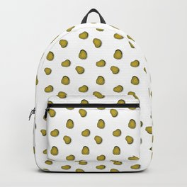 Pickled cucumbers - pattern Backpack