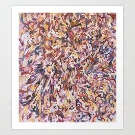 Skins Art Print