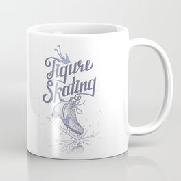 Figure skating Coffee Mug
