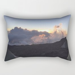 the one with the pretty sky Rectangular Pillow