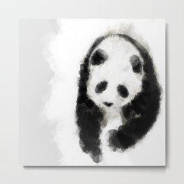 Love Pandas Metal Print
