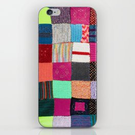 The Yarns Are Taking Over iPhone Skin