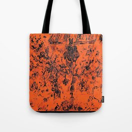 rose japonaise Tote Bag