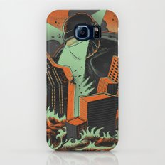 Attack Of The Robot Slim Case Galaxy S7