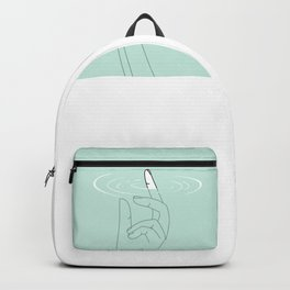 Touch somewhere deeper Backpack