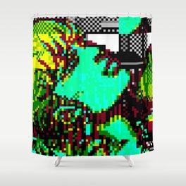 0061 (2014) Shower Curtain