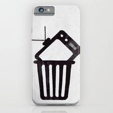 Goodbye TV Slim Case iPhone 6s