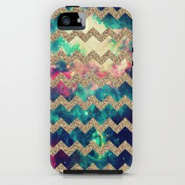 Glitter Space 4 - for iphone iPhone Case