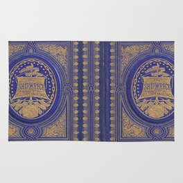 The Shipwreck Book Rug