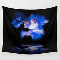lily Wall Tapestries featuring Lily  by Walter Zettl
