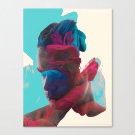 Broken Color Canvas Print