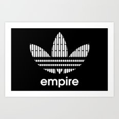 Star Wars-Empire Art Print