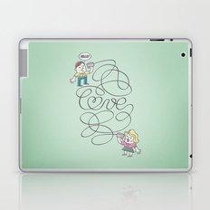 Long Distance Call Laptop & iPad Skin