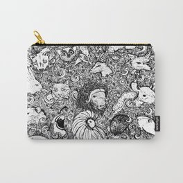 Animals A-Z Carry-All Pouch