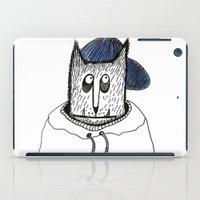 russian iPad Cases featuring Russian cat by KRADA ZHAN ART