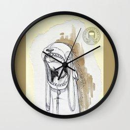 Baubay #1 Wall Clock