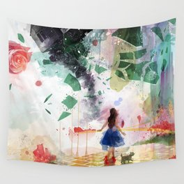 Not in Kansas Anymore Wall Tapestry