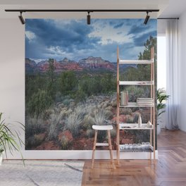 Sedona - Cool Vibes in the Desert Landscape in Northern Arizona Wall Mural