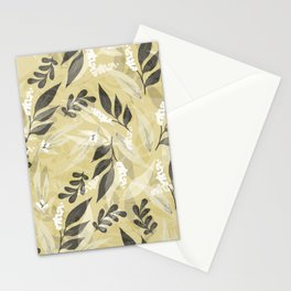Leaves 7 Stationery Cards