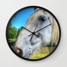 Horsey!  Wall Clock