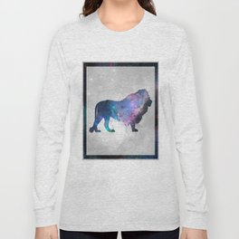 Galaxy Series (Lion) Long Sleeve T-shirt
