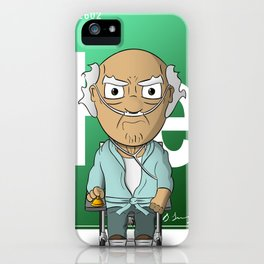 Ring-Ding iPhone Case
