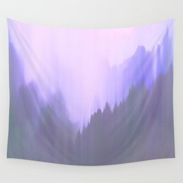 Down on my Mind Wall Tapestry
