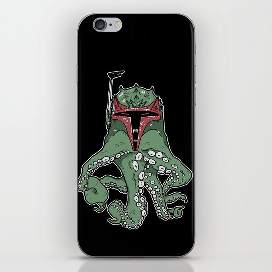 Fetthulhu iPhone & iPod Skin